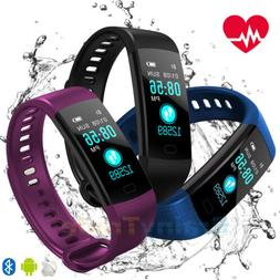 Fitness Tracker Sports Activity Watch with Heart Rate Blood