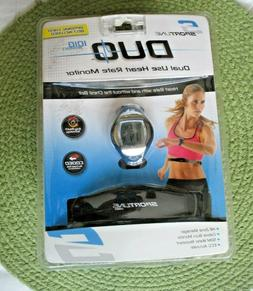 Sportsline DUO Heart Rate Monitor 1010 Women's Sealed Chest