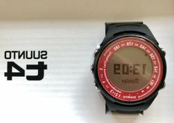 SUUNTO t4 VOLCANO Watch w/Heart Rate Monitor 2 help YOU reac