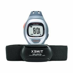 Timex Unisex T5K730 Easy Trainer Analog HRM Flex Tech Chest