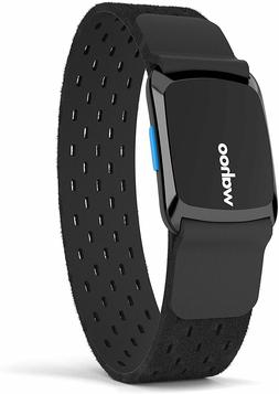 Wahoo TICKR FIT Heart Rate Monitor Armband, Bluetooth/ANT...