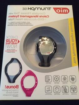 MIO Triumph SE Heart Rate Calorie Monitor w/ two Interchange