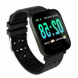 Universal A6 bluetooth Smart Watch Blood Pressure Heart Rate