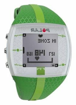Polar USA Unisex FT4  Green/Green Watch