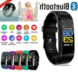 Women Mens Kids Fitness Smart Watch Activity Tracker Fitbit