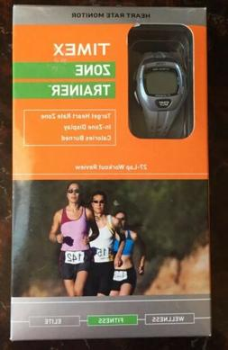 Timex Zone Trainer Heart Rate Monitor FITNESS HEALTH RUNNING
